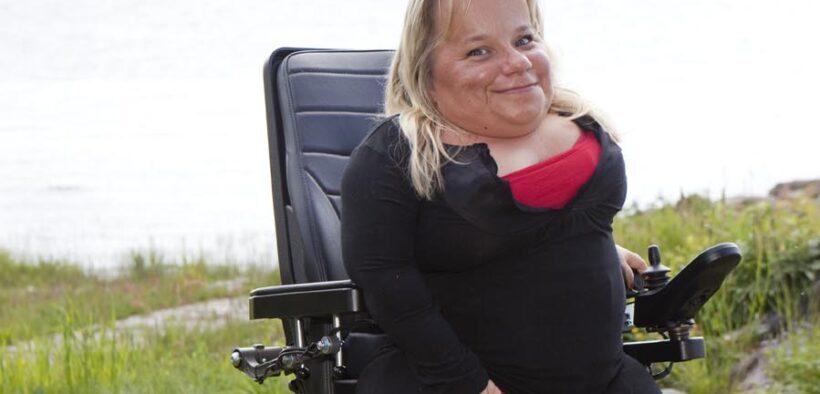 Veronica Hedenmark – Entreprenören bakom VH assistans